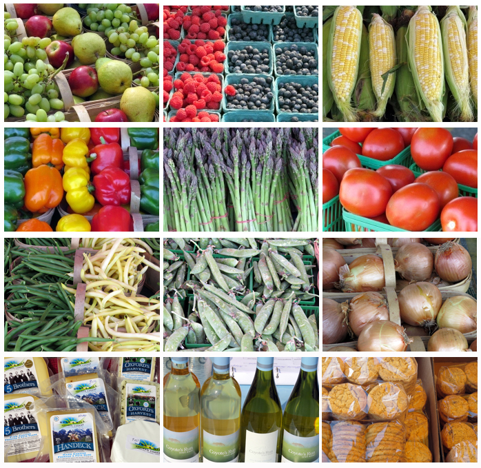 Farmers Market | Sherway and Oakville